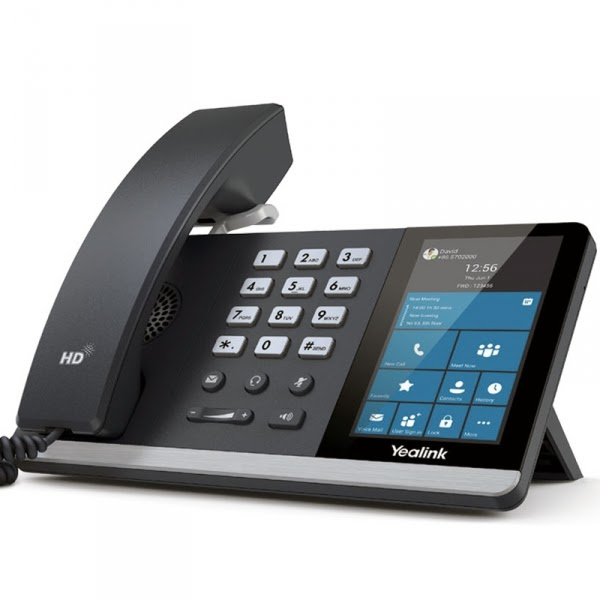 Điện thoại IP Yealink SIP-T55A Skype for Business