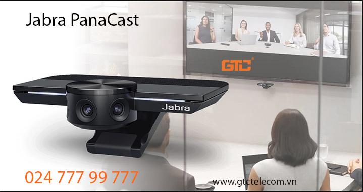 Jabra PanaCast là thiết bị hội nghị truyền hình trực tuyến chất lượng cao