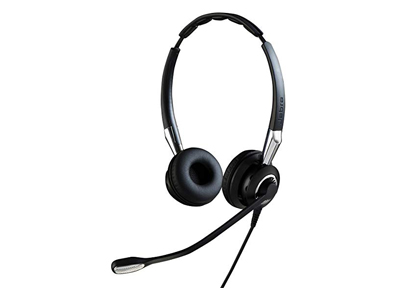 Jabra BIZ 2400 USB Duo MS headphones