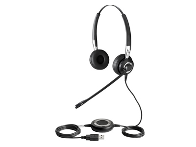 Jabra Biz 2400 Duo USB headset