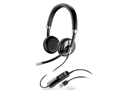 Plantronic Blackwire C720 headphones