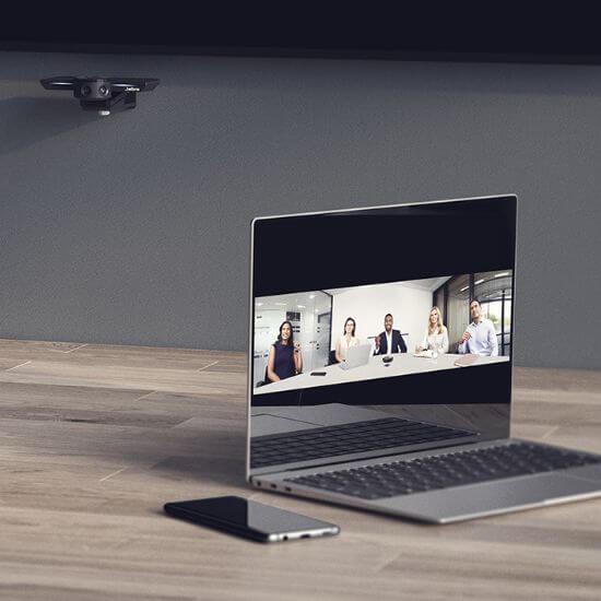 thiết bị họp trực tuyến Jabra Panacast room cho phòng họp tốt nhất
