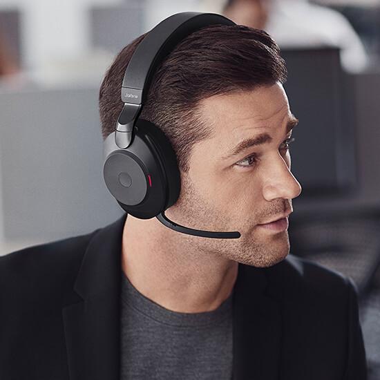 Jabra Evolve2  85 dòng tai nghe mới được tung ra thị trường
